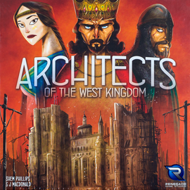 Buy Architects of the West Kingdom and other brilliant board games from Out of Town Games