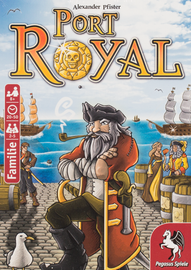 Buy Port Royal Card Game from Out of Town Games