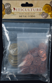 Buy Viticulture Metal Coins Upgrade from Out of Town Games