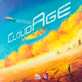 Buy Cloudage Campaign Board Game from Out of Town Games