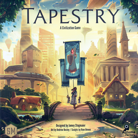 Buy Tapestry and other Stonemaier Board Games from Out of Town Games