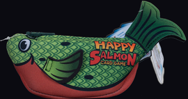 Buy Happy Salmon and other party games from Out of Town Games