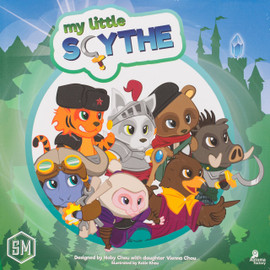 Buy My Little Scythe and other Stonemaier Board Games from Out of Town Games
