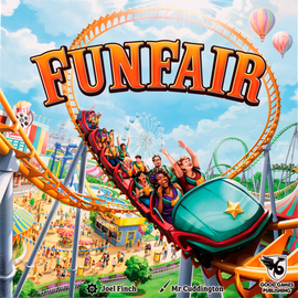 Buy Funfair and other Card Games from Out of Town Games