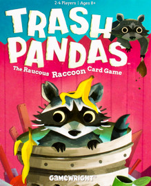 Buy Trash Pandas and other family games from Out of Town Games