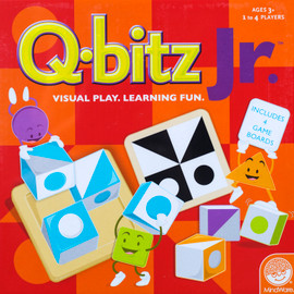 Buy Q-bitz Jr and other kids games from Out of Town Games