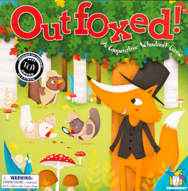 Buy Outfoxed! and other children's cooperative games from Out of Town Games