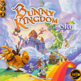 Buy Bunny Kingdom in the Sky Expansion and other board game expansions from Out of Town Games