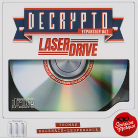 Buy Decrypto Laser Drive Expansion from Out of Town Games