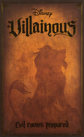 Buy Disney Villainous Evil Comes Prepared from Out of Town Games