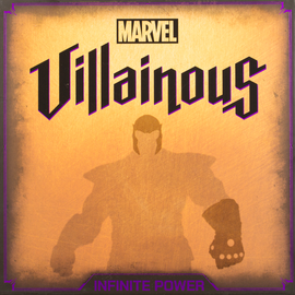 Buy Marvel Villainous Infinite Power from Out of Town Games