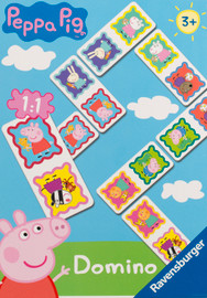 Buy Peppa Pig Dominoes from Out of Town Games