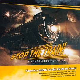 Stop the Train! Social Deduction Board Game Buy from Out Of Town Games