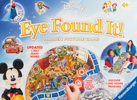 Buy Disney Eye Found It from Out of Town Games