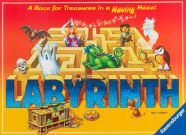 Buy Labyrinth Board Game from Out of Town Games