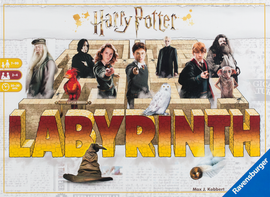 Buy Harry Potter Labyrinth Board Game from Out of Town Games