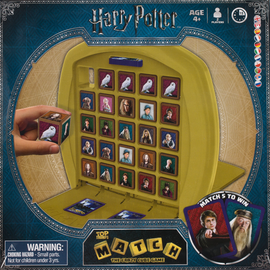 Buy Harry Potter Top Trumps Match Game from Out of Town Games