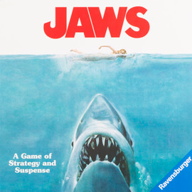 Buy Jaws Board Game from Out of Town Games
