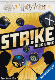 Buy Harry Potter Strike Dice Game Board Game from Out of Town Games