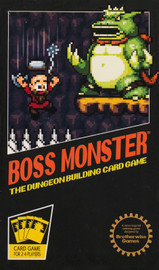 Buy Boss Monster: The Dungeon Building Card Game from Out of Town Games
