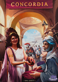 Buy Concordia Board Game from Out of Town Games