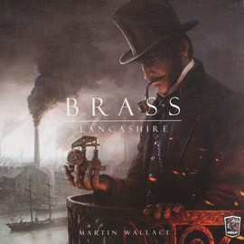 Buy Brass: Lancashire Board Game from Out of Town Games