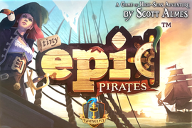 Buy Tiny Epic Pirates game from Out of Town Games