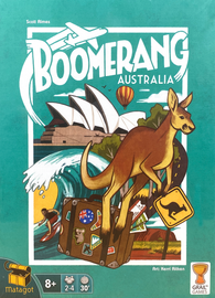 Buy Boomerang: Australia Card Game from Out of Town Games