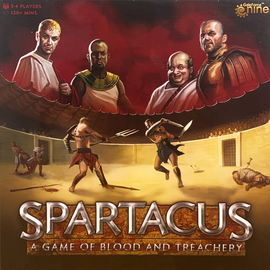 Buy Spartacus: A Game of Blood and Treasury Board Game from Out of Town Games
