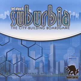 Buy Suburbia 2nd Edition Strategy Board Game from Out of Town Games