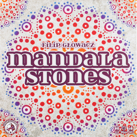 Buy Mandala Stones Board Game from Out of Town Games