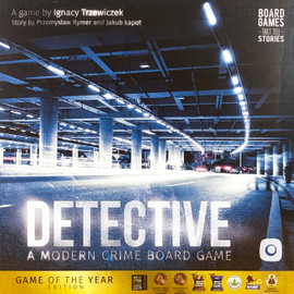 Buy Detective: A Modern Crime Board Game from Out of Town Games!