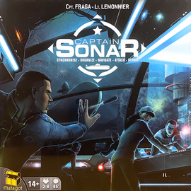 Buy Captain Sonar Board Game from Out of Town Games!