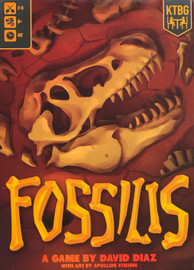 Buy Fossilis Board Game from Out of Town Games!