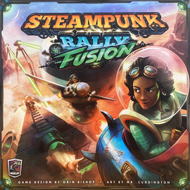 Buy Steampunk Rally Fusion Board Game from Out of Town Games!