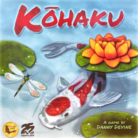 Buy Kohaku Board Game from Out of Town Games!