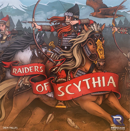 Buy Raiders of Scythia and other brilliant board games from Out of Town Games