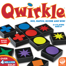 Buy Qwirkle and other family puzzle games from Out of Town Games