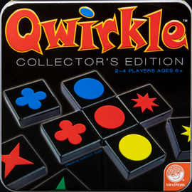 Buy Qwirkle Collector's Edition and other family games from Out of Town Games