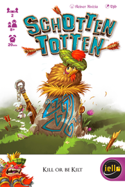 Buy Schotten Totten and other two player card games from Out of Town Games