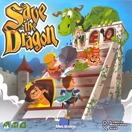 Buy Save The Dragon board game and other children's games from Out of Town Games