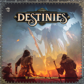 Buy Destinies and other Roll Playing Board Games from Out of Town Games