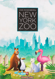 Buy New York Zoo, a Uwe Rosenberg game from Out of Town Games