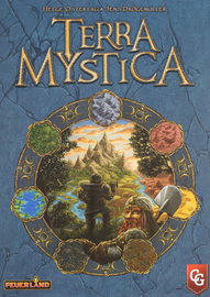 Buy Terra Mystica Capstone Edition award winning strategy game from Out of Town Games