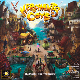 Buy Merchants Cove Board Game from Out of Town Games