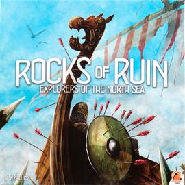 Buy Explorers of the North Sea: Rocks of Ruin and other board game expansions from Out of Town Games
