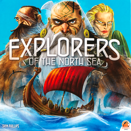 Buy Explorers of the North Sea and other brilliant board games from Out of Town Games