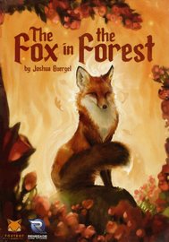 Buy The Fox in the Forest and other two player games from Out Of Town Games