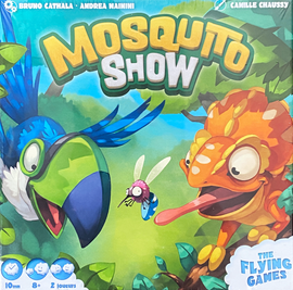 Buy Mosquito Show Board Game from Out of Town Games