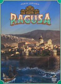 Buy Ragusa 2nd Edition Board Game from Out of Town Games